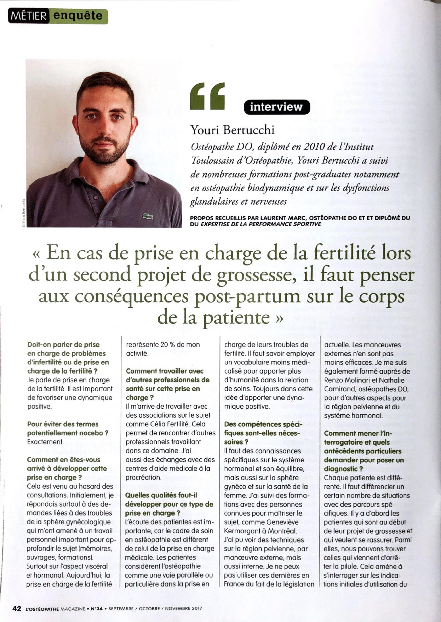 interview youri bertucchi fertilité féminine